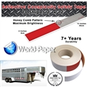 Reflective Conspicuity DOT-C2 Safety Tape World Paper